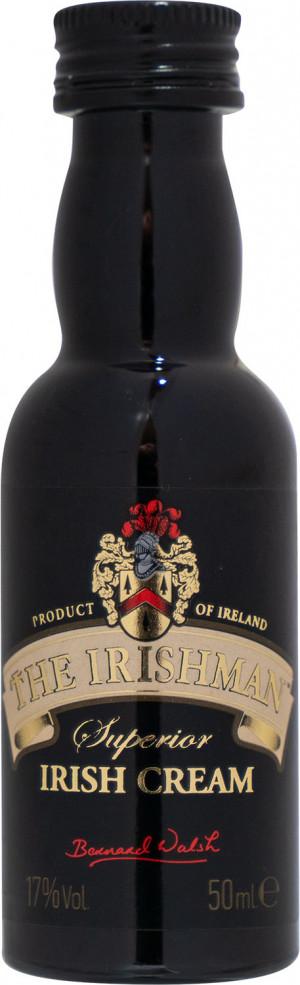 The Irishman Cream Liqueur Mini 17%