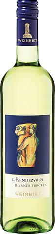 Weinbiet Rendezvous Rivaner Trocken