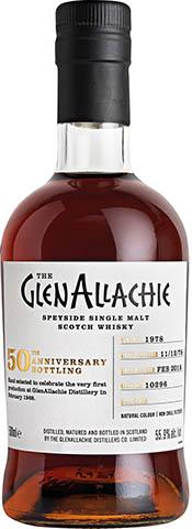 Glenallachie 1978 55,9% Cask 010296