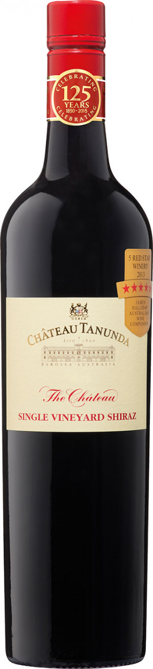 Tanunda The Chateau Single Vineyard Shiraz 2017
