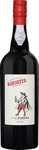 BARBEITO MADEIRA 3YO SWEET 0,75