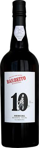 BARBEITO MADEIRA 10YO SERCIAL 0,75