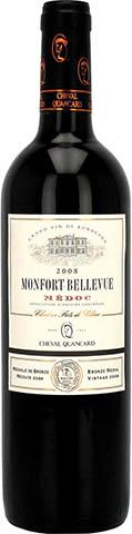 Monfort- Bellevue Medoc 2015