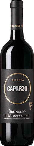 CAPARZO BRUNELLO MONTALCINO RISERVA 2011 0,75