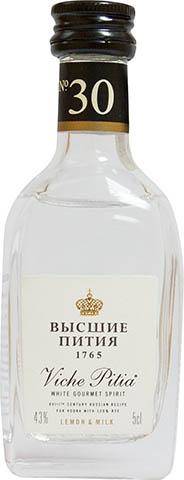 VICHE PITIA LEMON & MILK MINI 0,05L 43%