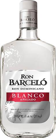 RON BARCELO BLANCO 0,7L 37,5%        RUM