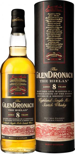 GLENDRONACH 8YO 0.7L