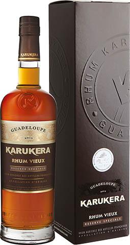 Karukera Rhum Vieux Res Speciale Kartonik