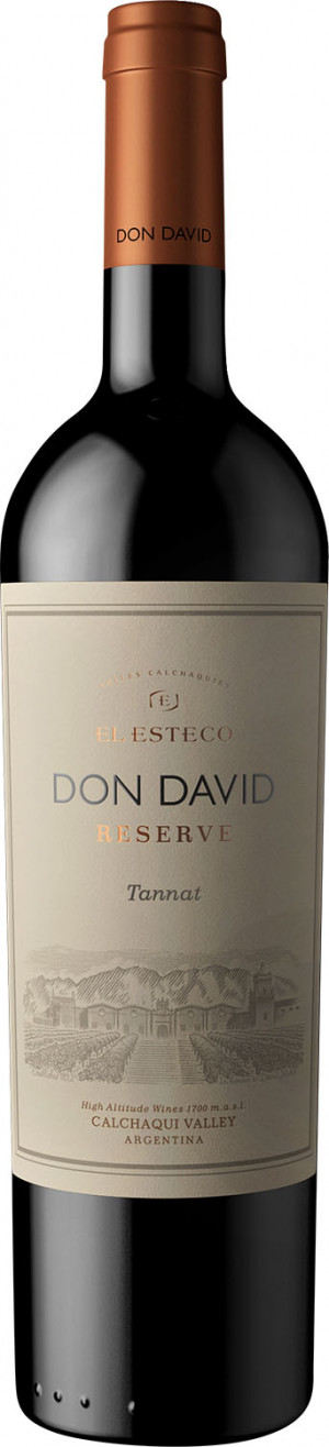 Don David Reserve Tannat