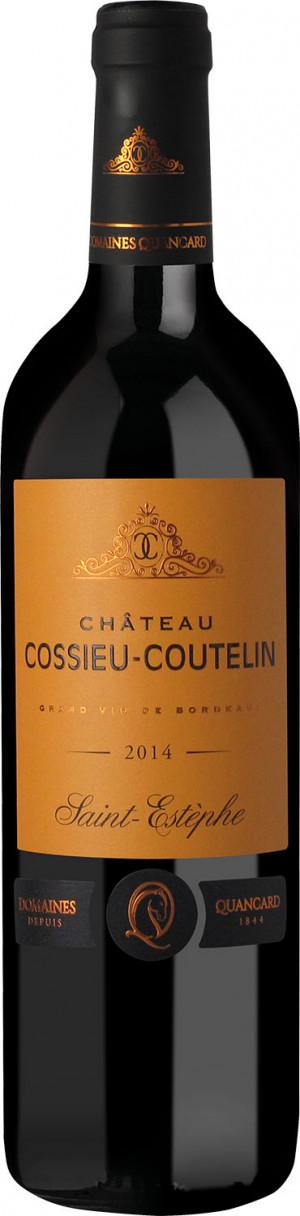 Chateau Cossieu Coutelin 2013