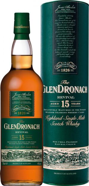 Glendronach 15YO
