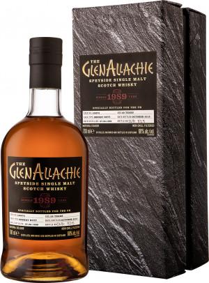 Glenallachie 2008 57,4% Cask 471 0,7L