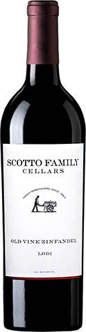 Scotto Cellars Old Vine Zinfandel 2011