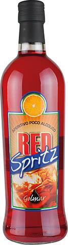 Red Spritz Aperitivo Golmar