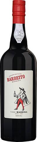 BARBEITO MADEIRA 3YO DRY 0,75