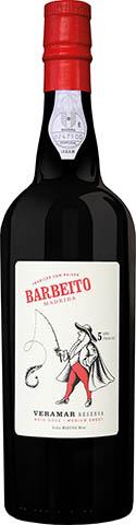 BARBEITO MADE 5YO VERAMAR MED SWEET 0,75