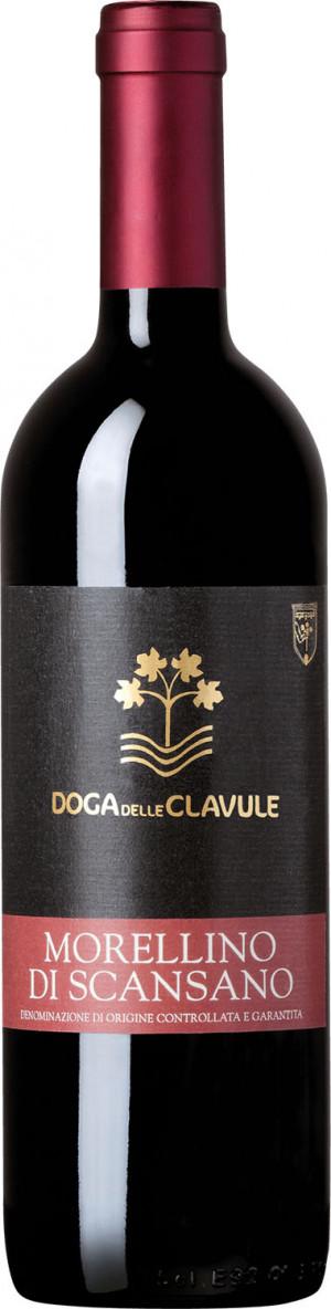 DOGA d CLAVULE MORELINO DI SCANSANO 2014 0,75