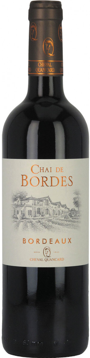 Chai Des Bordes Rouge 2016