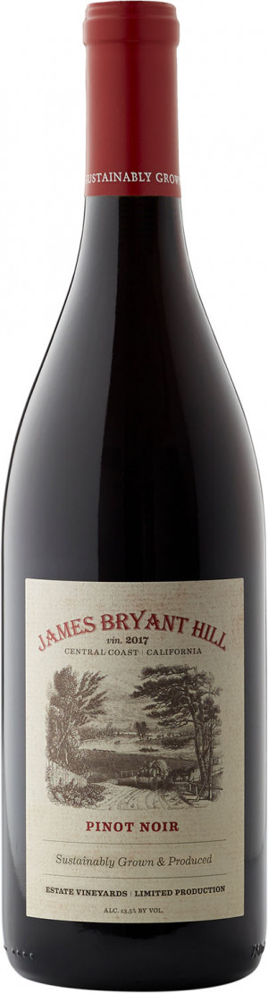 James Bryant Hill Pinot Noir