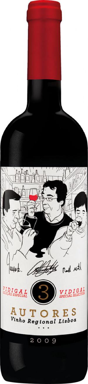 3 Autores Selecao Especial 2017
