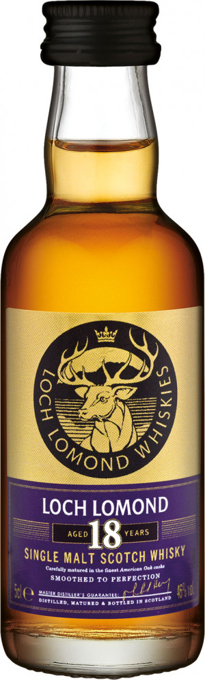 LOCH LOMOND 18 YO  0,05L 46% mini