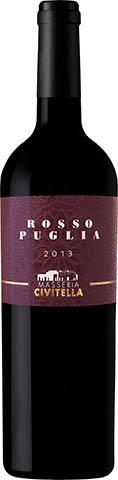 Masserie Civitella Rosso Puglia 2018