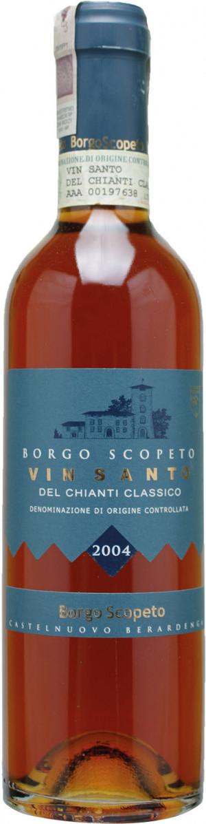 Borgo Scopeto Vinsanto 2004