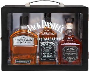 Jack Daniel's Family of Fine Whiskey