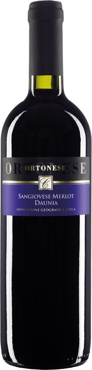 Ortonese Puglia Sangiovese Merlot Farnese 2018