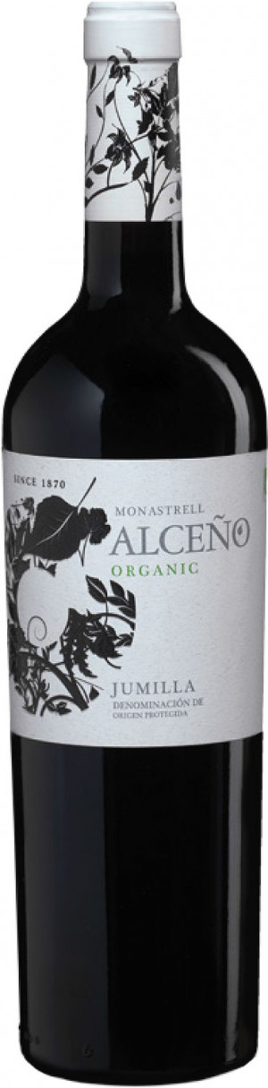 Alceno Organic Monastrell 2016