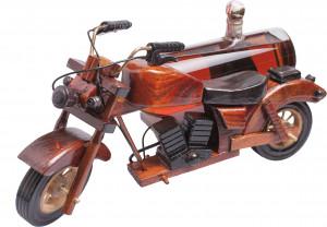 Motorcycle - Motocykl + wózek boczny