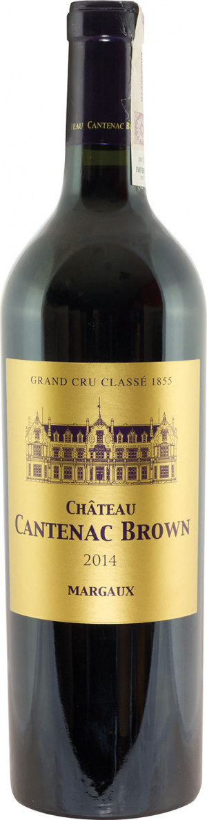 CHATEAU CANTENAC BROWN 2015 0,75 MARGAUX