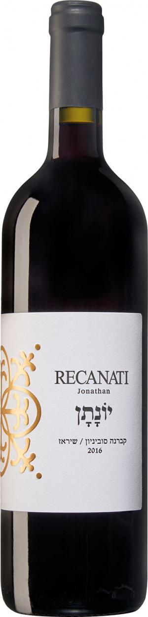 RECANATI YONATHAN RED 2017 0,75 CABERNET/SHIRAZ