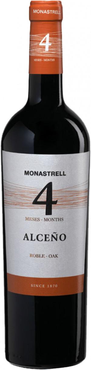 Alceno Roble Oak 4 Meses Monastrell 2017