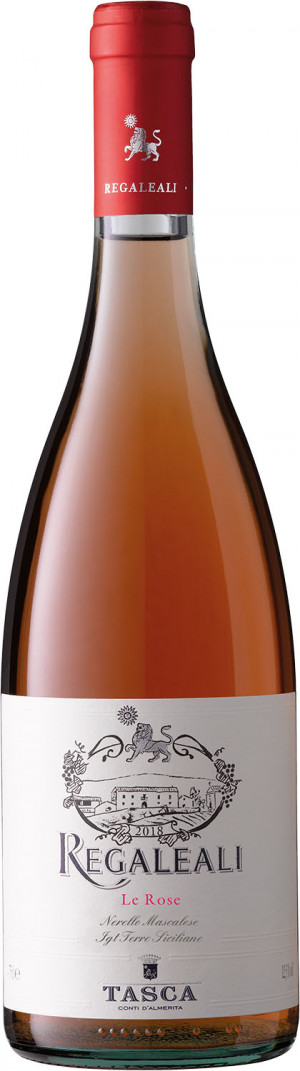 Tasca Regaleali LE ROSE 2018