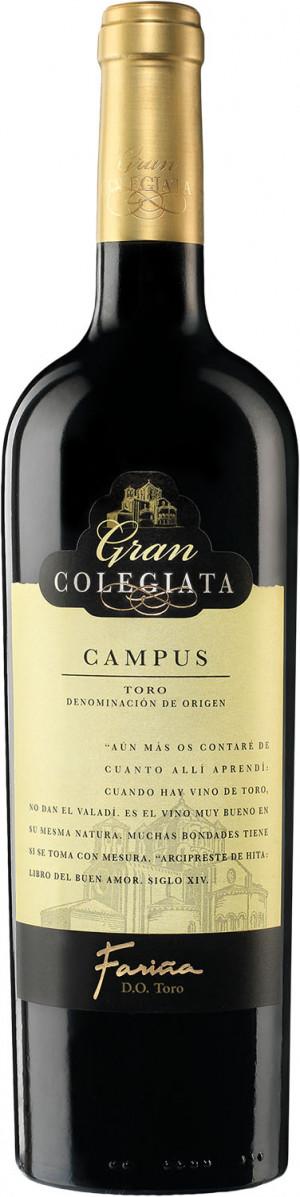 GRAN COLEGIATA CAMPUS 0,75 2012