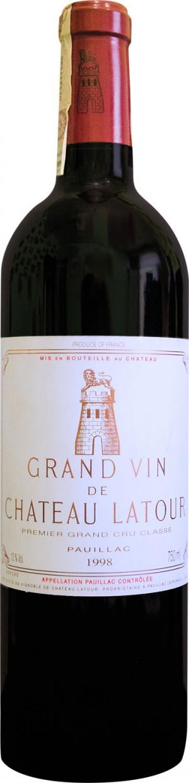 Chateau Latour 1Er Grand Cru Classe