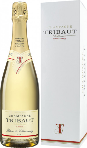 Tribaut Blanc de Chardonnay Brut