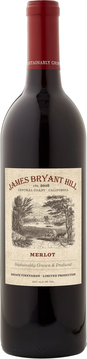 James Bryant Hill Merlot