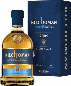 Kilchoman Single Malt Vintage '09 46%