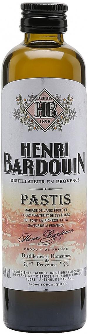 Pastis Hb Henri Bardouin 45% Miniaturka