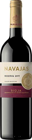 Navajas Reserva 2013